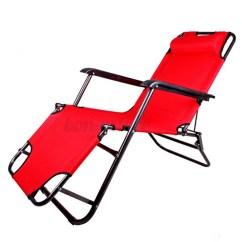 Folding Lawn Chair Lounger Log Baby High Outdoor Ratchet Backpack Backyard