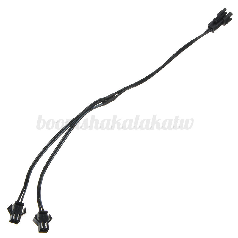 2/3/4/5 Way EL Tube Wire Connector Splitter Extension
