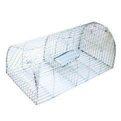 Folding Chair Trap Office Covers Target Heavy Duty Humane Multi Catch Rat Cage Galvanised