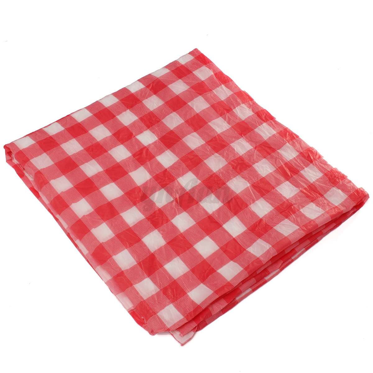 disposable plastic chair covers for parties kids chairs walmart plaid table cover cloth tablecloth
