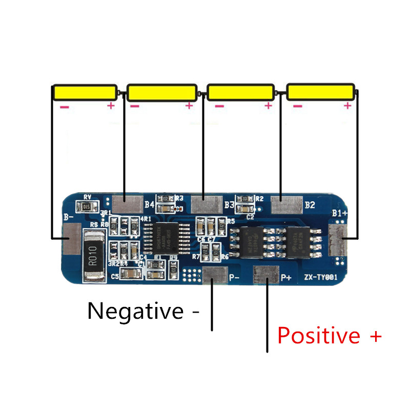 Lithium Ion Battery Protection Circuit As Well 12 Volt Battery Charger