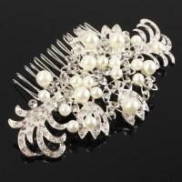 Bridal Hair Combs Ebay
