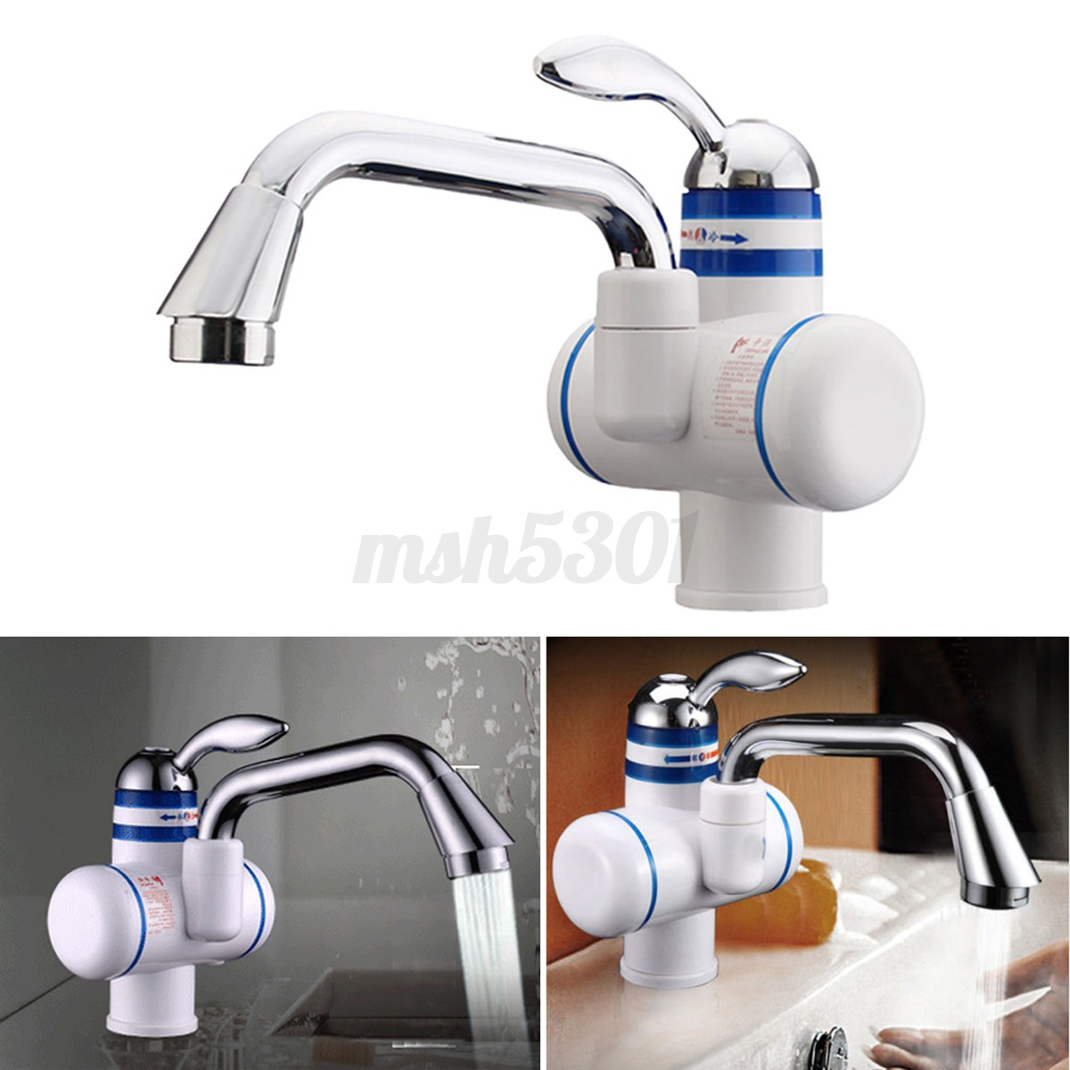 instant water heater kitchen sink home depot unfinished cabinets electric hot faucet bathroom