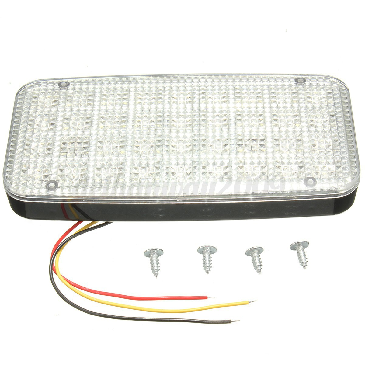 12v 36 White Led Ceiling Dome Roof Interior Light Lamp For