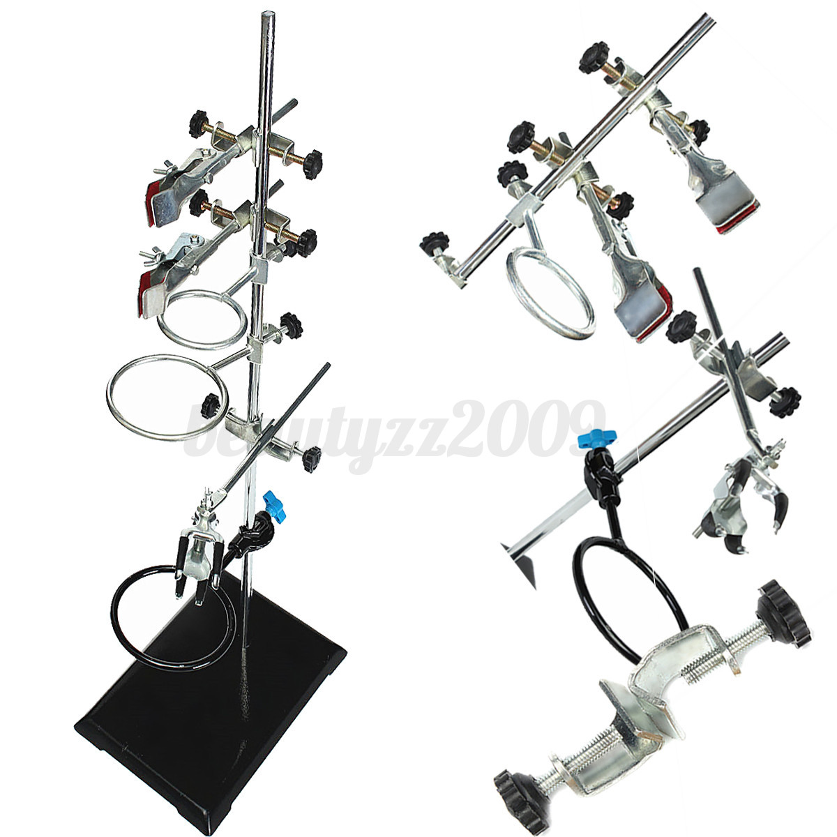 Laboratory Stands Support And Lab Clamp Flask Clamp
