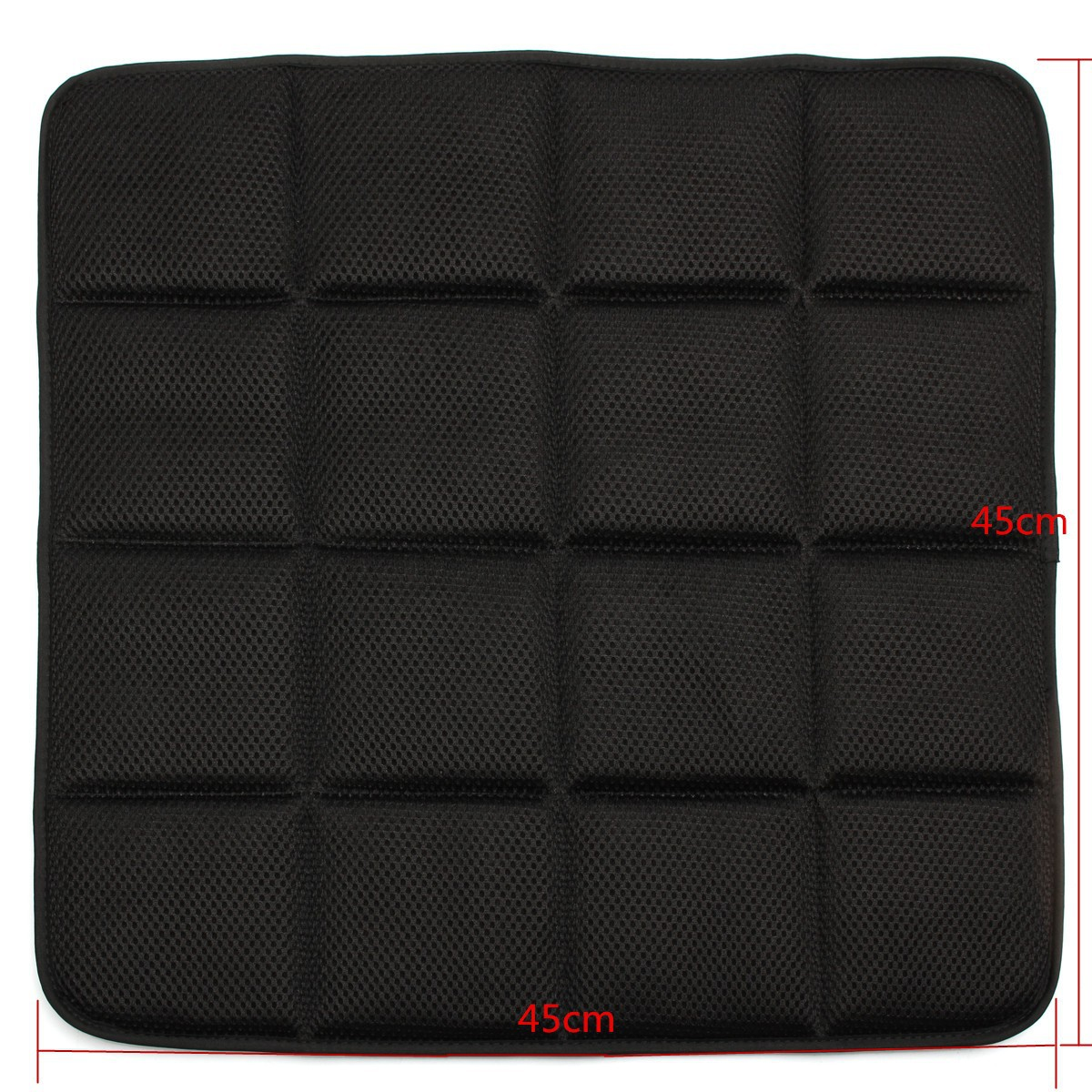 office chair pads papasan lounge cushion bamboo charcoal breathable seat cover pad mat for