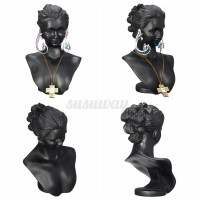 Mannequin Head Bust Stand Model Shop Jewelry Display ...
