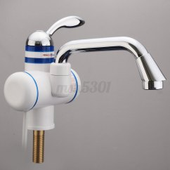Instant Water Heater Kitchen Sink Appliance Reviews Electric Hot Faucet Bathroom