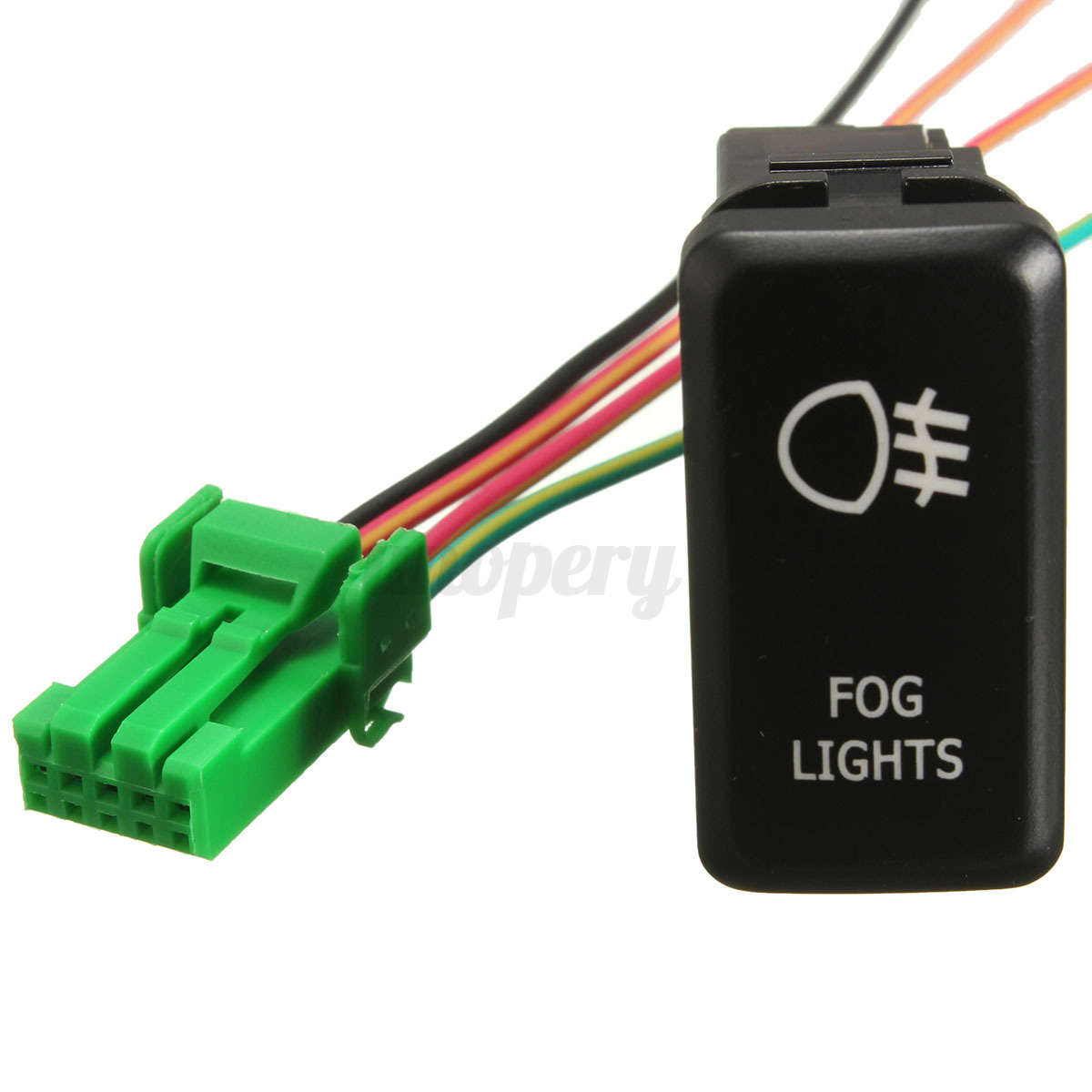 Toyota Fog Light Switch Wiring Diagram