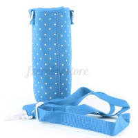 Travel Bottle Carrier Insulated Bag Waterproof Pouch ...