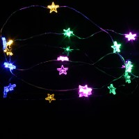 Colorful Solar/Battery/Plug 1M-50M 10-500 LED Fairy String ...