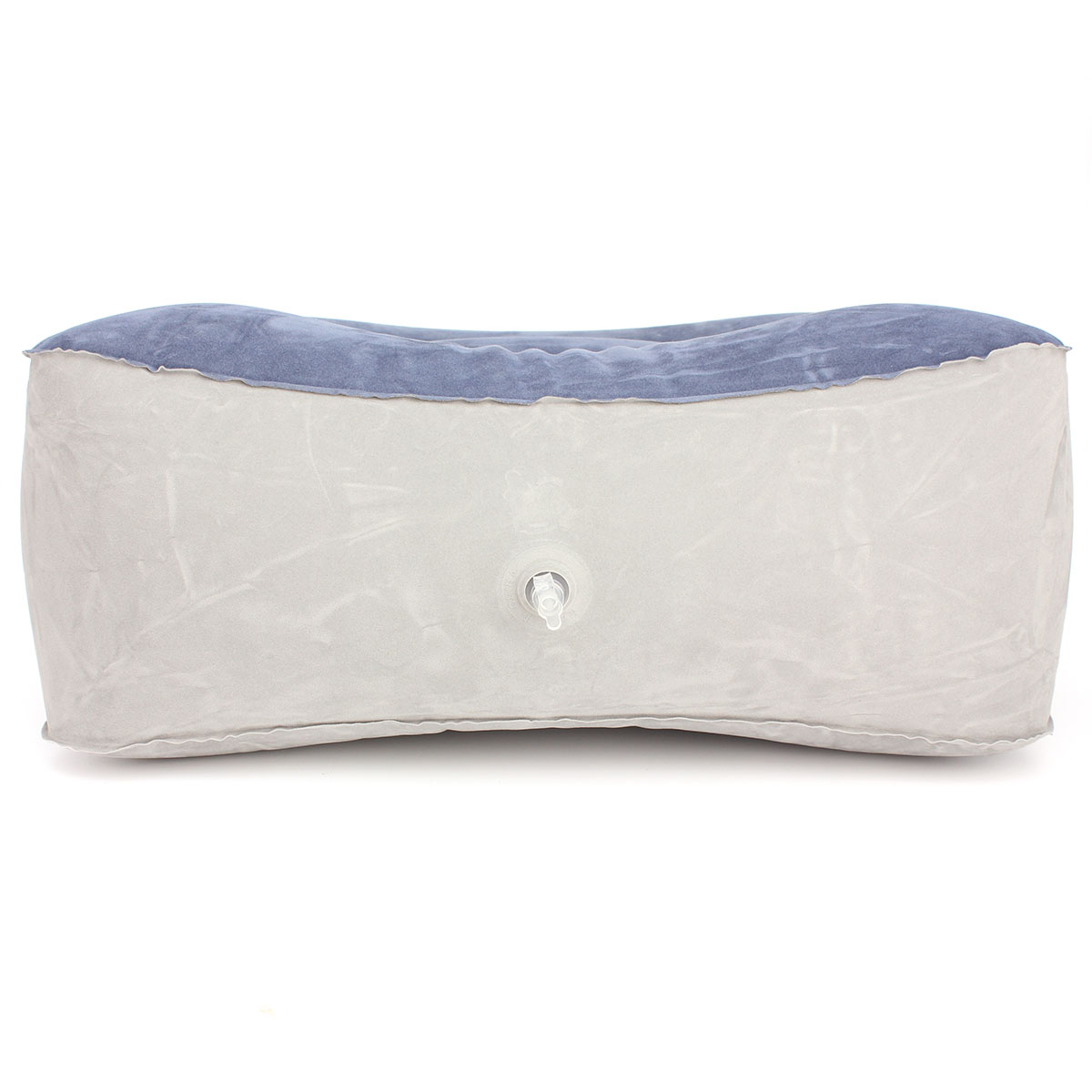 Inflatable Soft Foot Rest Pillow CushionTravel Home Relax ...