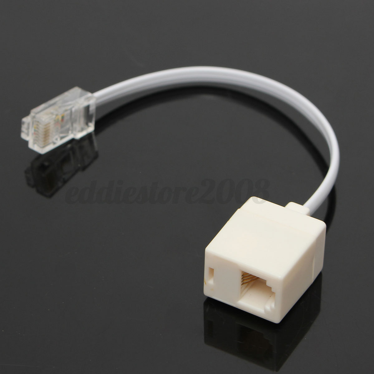 rj45 to rj11 adapter wiring diagram ado piso wifi 6p4c female ethernet 8p8c male f m