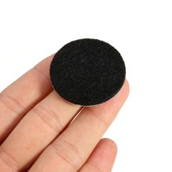 Chair Felt Pads Dental Upholstery 12pcs Round Self Adhesive Furniture Protector