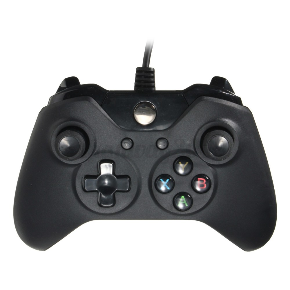 medium resolution of  xbox one controller usb microsoft black wired usb controller video games handle