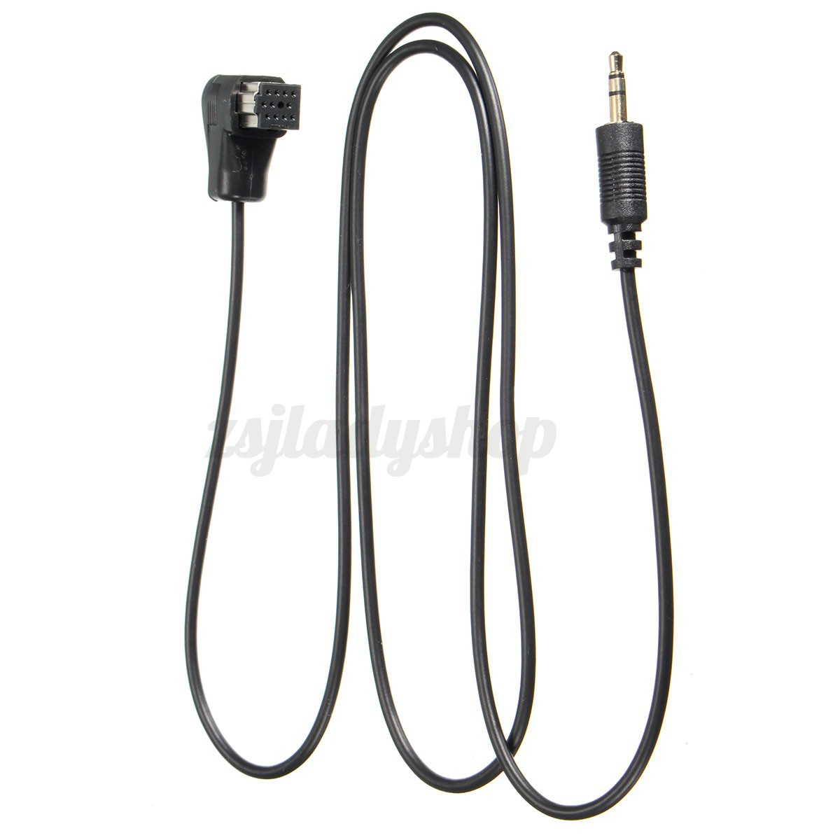 3.5mm AUX Input Cable to Car Pioneer Stereo Headunit IP