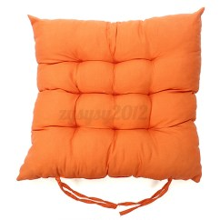 Chair Cushions Tie On Recliner Covers Near Me Dining Garden Patio Office Seat Pads Pad