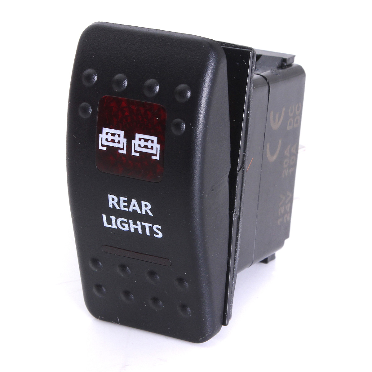 illuminated marine rocker switches pacific ocean food chain diagram car van toggle switch dual led