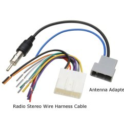16cm car dvd install stereo wire harness cable  [ 1200 x 1200 Pixel ]