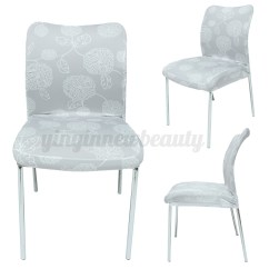 Dining Room Chair Protective Plastic Covers Beach Pictures 6x Super Fit Removable Cover Seat