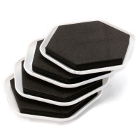 4 Heavy Duty Furniture Moving Sliders Pad Protectors ...