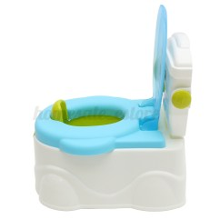 Portable Potty Chair Mid Century Rocking Training Toilet Seat Baby Toddler