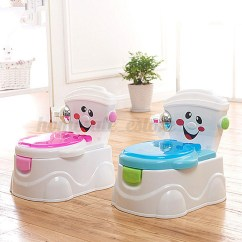 Frog Potty Chair Ficks Reed Portable Training Toilet Seat Baby Toddler