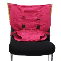 Baby Chair Seat Folding Jamaica Portable Infant Kids High Harness