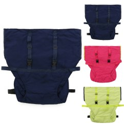 Portable High Chair Cover Pier 1 Cushions Baby Infant Kids Feeding Harness Seat