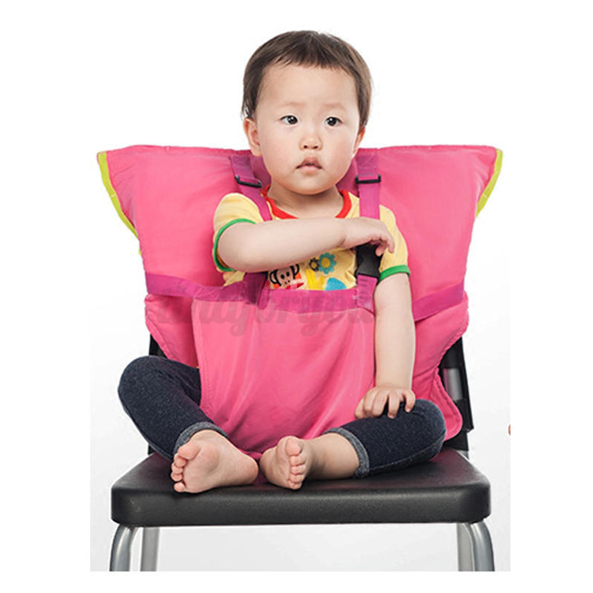 portable high chair baby thomasville dining chairs discontinued infant kids seat harness