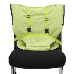 Portable Baby High Chair Bliss Zero Gravity Lounge Infant Kids Feeding Harness Seat