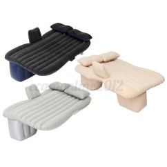 Air Mattress Chair Dog Grooming Chairs Car Travel Inflatable Bed Flocking