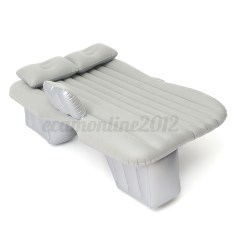 Air Mattress Chair Gym Argos Car Travel Inflatable Bed Flocking