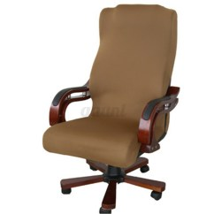Desk Chair Seat Covers Maker Jim Steel Swivel Computer Cover Stretch Office Armchair
