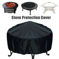 Various Waterproof Outdoor Patio Round Fire Pit Cover ...