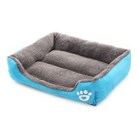 Dog Cat Bed Kennel Extra Large Puppy Cushion Mat Soft Warm ...