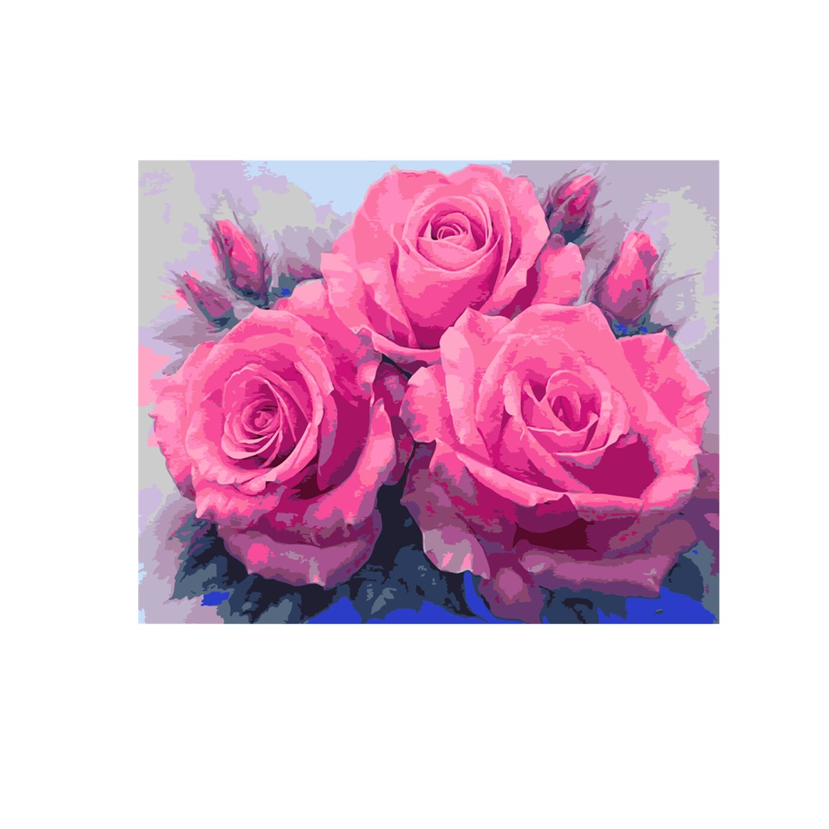 details about pink rose