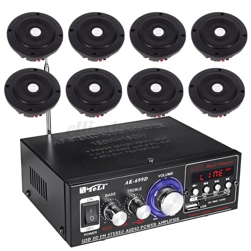 small resolution of 220v home cafe restaurant car audio stereo amplifier