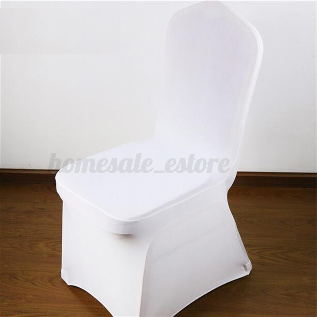 universal wedding chair covers desk rolling 10 50 100pcs polyester spandex cover