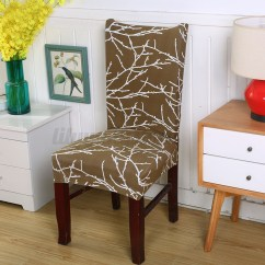 Chair Covers For Parties To Buy Cover Sash Melbourne Elastic Stretch Seat Spandex Washable