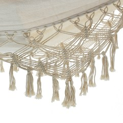 Marrakech Swing Chair Wedding Tables And Chairs Cover Morocco Hanging Cotton Rope Macrame Hammock