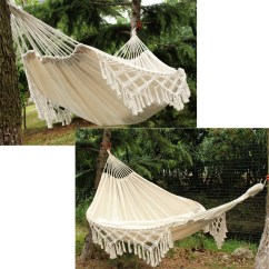 Marrakech Swing Chair Baby Bean Bag Morocco Hanging Cotton Rope Macrame Hammock Chairs