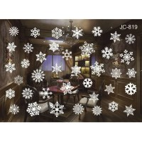 DIY Home Window Glass Christmas Xmas Sticker Wall Decals ...