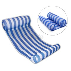 Water Lounge Chairs Chair Yoga Stretches For Seniors Swimming Pool Inflatable Floating Hammock