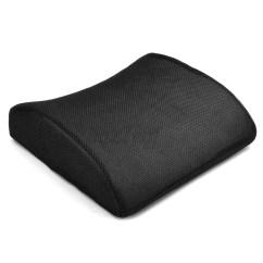 Lumbar Support Pillow For Chair Drive Diamond Walker Transport Memory Foam Car Seat Back Waist