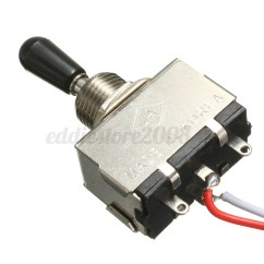 6 Wire Toggle Switch Rochester 4 Barrel Carburetor Diagram Electric Guitar 3 Way Wiring Harness Kit 1