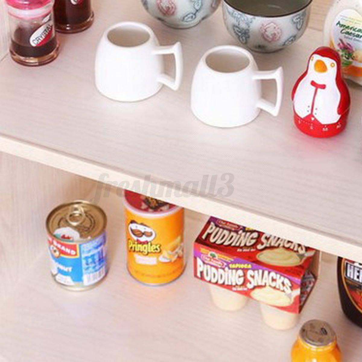 kitchen cupboard protectors free standing sink unit sale clear drawer liner rubber mat cabinet