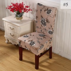 Dining Room Chair Covers Ebay Canopy Lawn Chairs Washable Stretch Elastic Wedding Banquet