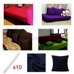 Sofa L Shape Cover What Color Goes With Gray Walls Stretch Chair Covers 4 Seater Protector Couch