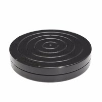 18cm Plastic Turntable Pottery Rotational Plate 360 Clay ...